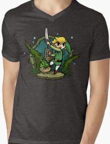 Zelda Wind Waker Forbidden Woods Temple T-Shirt