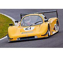 Motorcar Racing. Photographic Print