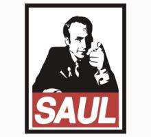 Obey Saul by aketton
