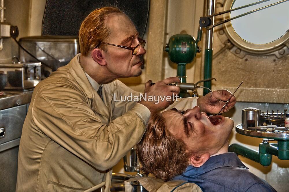 Dentist Office by LudaNayvelt