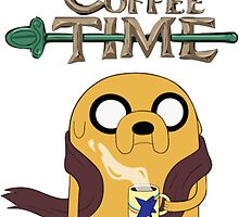 It's Coffee Time! by Shannon Manteufel