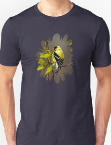 Goldfinch Suspended in Song T-Shirt
