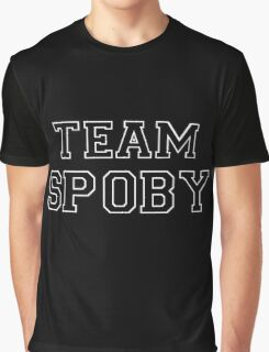 Pretty Little Liars Team Spoby Graphic T-Shirt