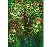 The Flower Tree Photographic Print
