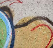 Rome Street Art #3, March 2012 by kgarrahan