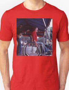 Jeff St.John  & Red Cloud @ The Rocks 1976 Unisex T-Shirt