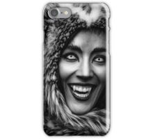 Huntress for eternity iPhone Case/Skin