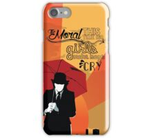 Mayday Parade - Lyrics & Art iPhone Case/Skin