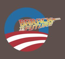 Barack to the Future II One Piece - Short Sleeve