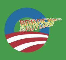 Barack to the Future II One Piece - Short Sleeve