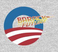 Barack to the Future II Kids Tee
