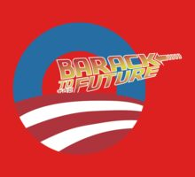 Barack to the Future II Baby Tee