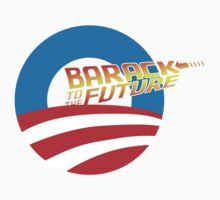 Barack to the Future II One Piece - Long Sleeve