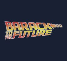 Barack to the Future Kids Tee