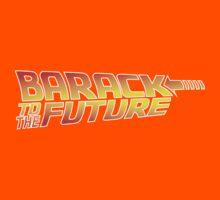 Barack to the Future Kids Tee