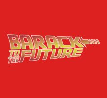 Barack to the Future One Piece - Long Sleeve