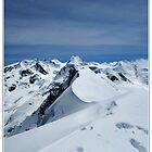 western breithorn ridge by kippis