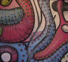 Manhattan Street Art #2, November 2011 by kgarrahan