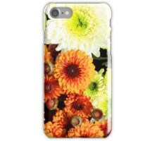 Assorted Flowers in a Bouquet iPhone Case/Skin
