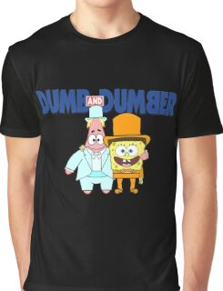 Dumb and Dumber Graphic T-Shirt