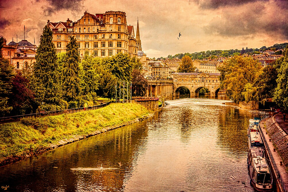 Pulteney Bridge by Chris Lord
