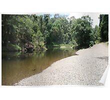 Cedar Grove, Queensland, Australia Poster