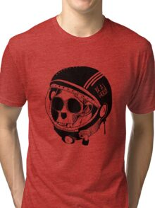 BE A HERO ! - Black - Tri-blend T-Shirt