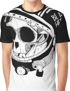 BE A HERO ! - Black - Graphic T-Shirt