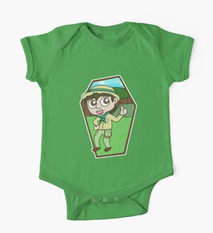 'Way to go, scout' One Piece - Short Sleeve