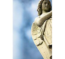 Angel, Mount Auburn Cemetery, Cambridge, MA Photographic Print