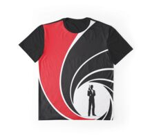 The Name's Bond Graphic T-Shirt