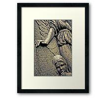 Mount Auburn Cemetery, Cambridge, MA Framed Print