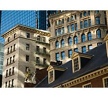 The Old State House, Boston, MA Photographic Print