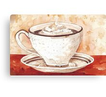 O Magic Cup Canvas Print