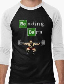 Breaking Bad Walter White Gym Motivation Men's Baseball ¾ T-Shirt