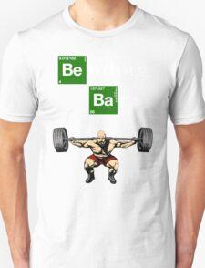 Breaking Bad Walter White Gym Motivation Unisex T-Shirt