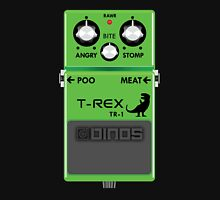 T-Rex Distortion Pedal Unisex T-Shirt