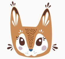 Cute Fox Kids Clothes