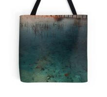 Laguna Bacalar, Mexico, Sunrise Tote Bag