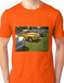 3 Morris Minor Van Unisex T-Shirt