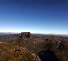 Beautiful Tasmania - East face of Cradle Mountain by georgieboy98