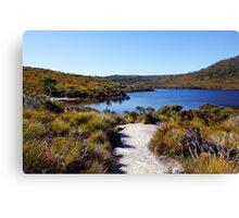 Beautiful Tasmania - Dove Lake Canvas Print