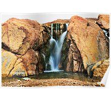 Ferrero Waterfall Poster