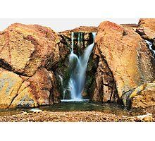 Ferrero Waterfall Photographic Print
