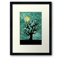Echoes of Silence Framed Print