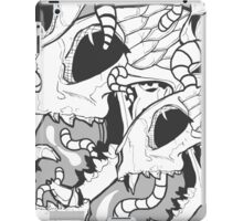 WORMS - DEAD CAT iPad Case/Skin