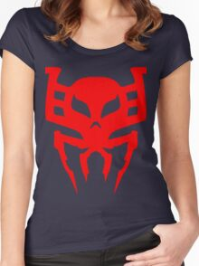 Spidey 2099 Women's Fitted Scoop T-Shirt