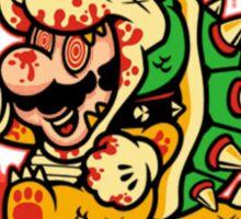 MARIO MADNESS BOWSER Sticker