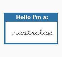 Hello I'm a Ravenclaw by Rosalind5