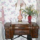 What a nightstand!! by Lorrie Davis